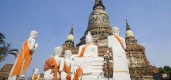 Bouddhisme en Asie : quatre destinations incontournables