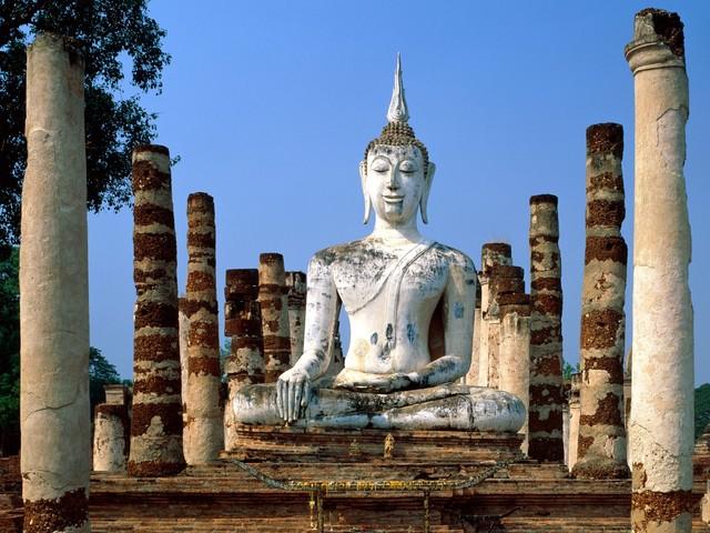 Sukhothai-Thaïlande