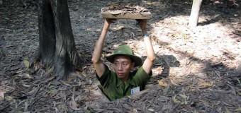 5 raisons de visiter les tunnels de Cu Chi